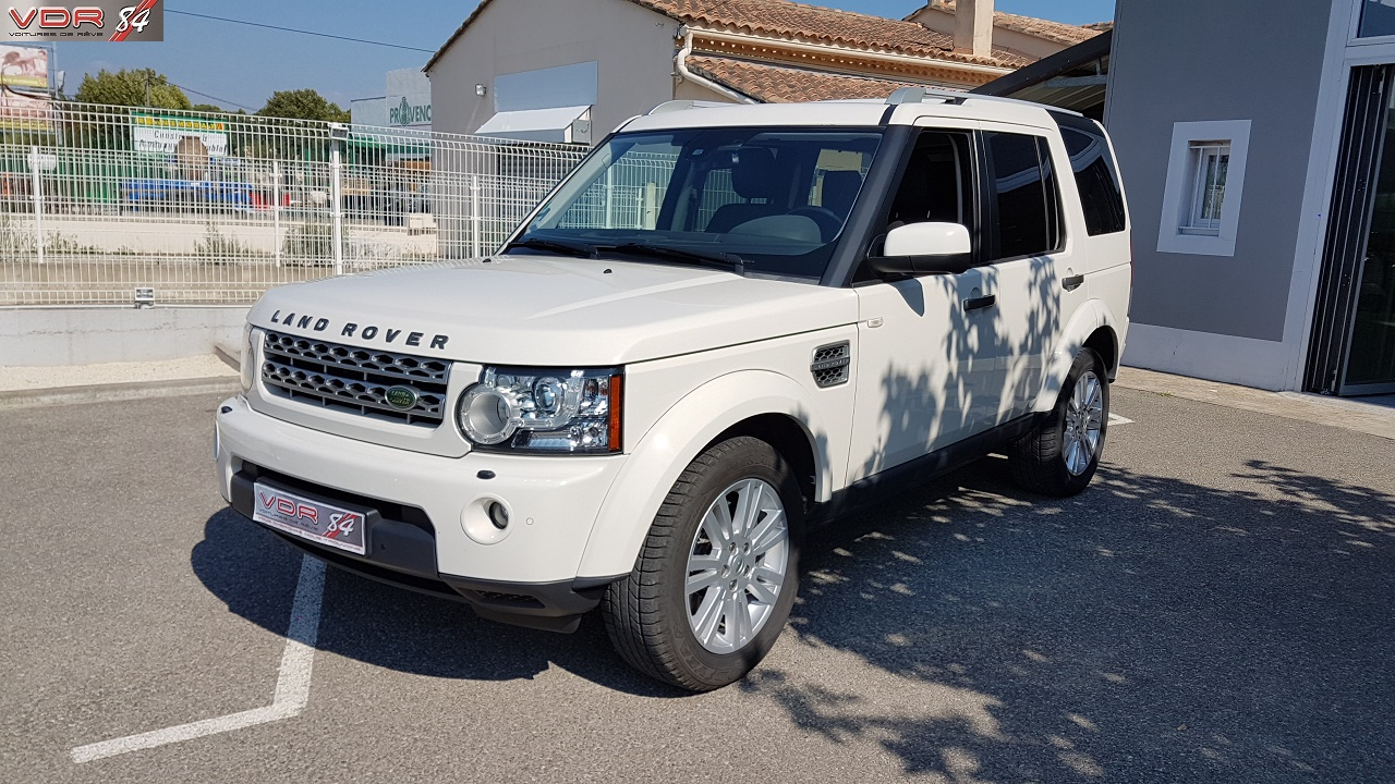 Land Rover Discovery IV TdV6 HSE - 7 Places