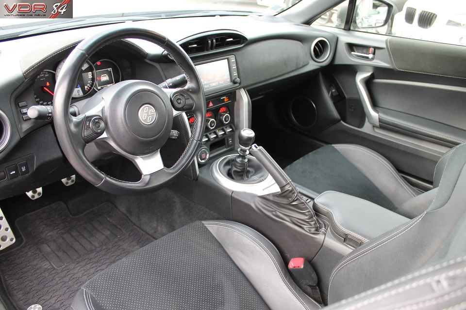 toyota gt86 bvm6 200 ch phase ii
