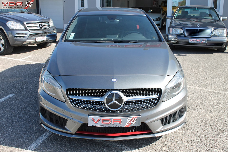 Mercedes Classe A 250 Blue Efficiency Sport AMG 7G-DCT