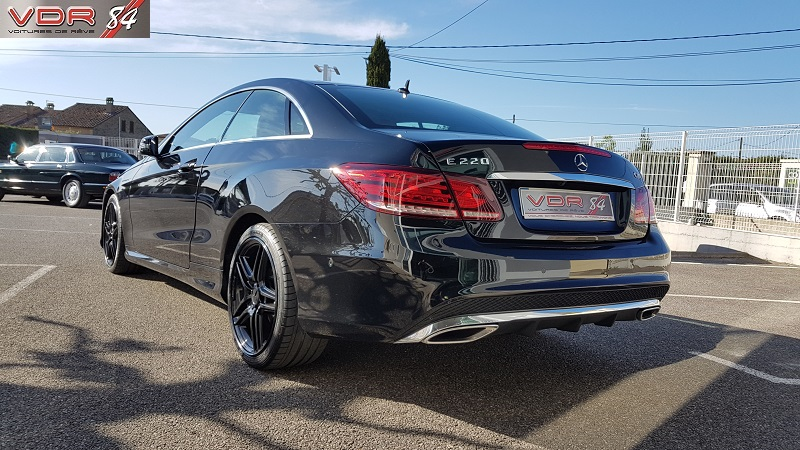 Vente Mercedes Classe E Coupe 220 Cdi 7g Tronic Pack Amg Vdr84