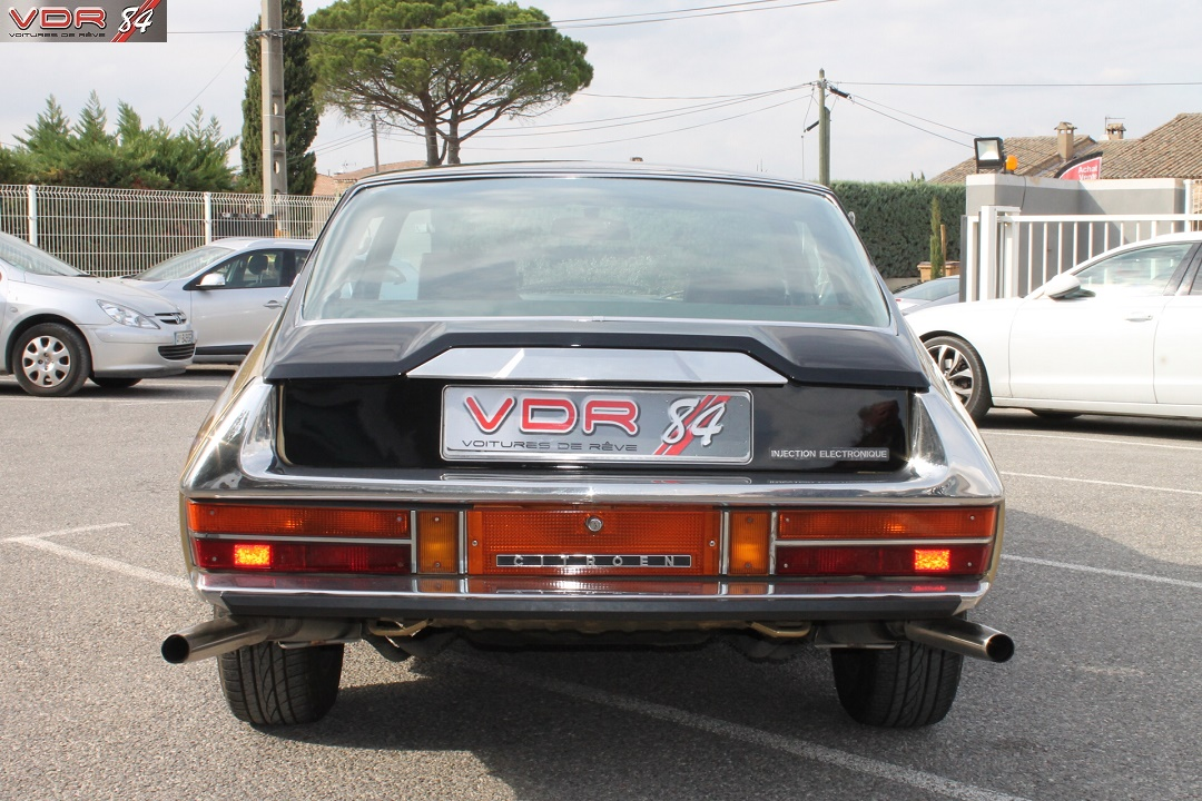 vente citro u00ebn sm v6 1972 injection  u00e9lectronique