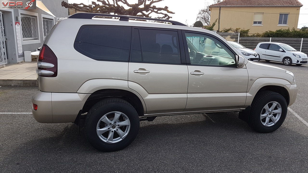 vente toyota land cruiser sw 7 places
