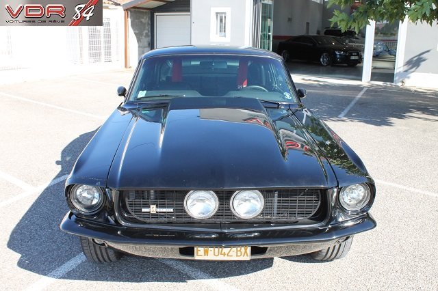 Ford Mustang Fastback Réplique Shelby