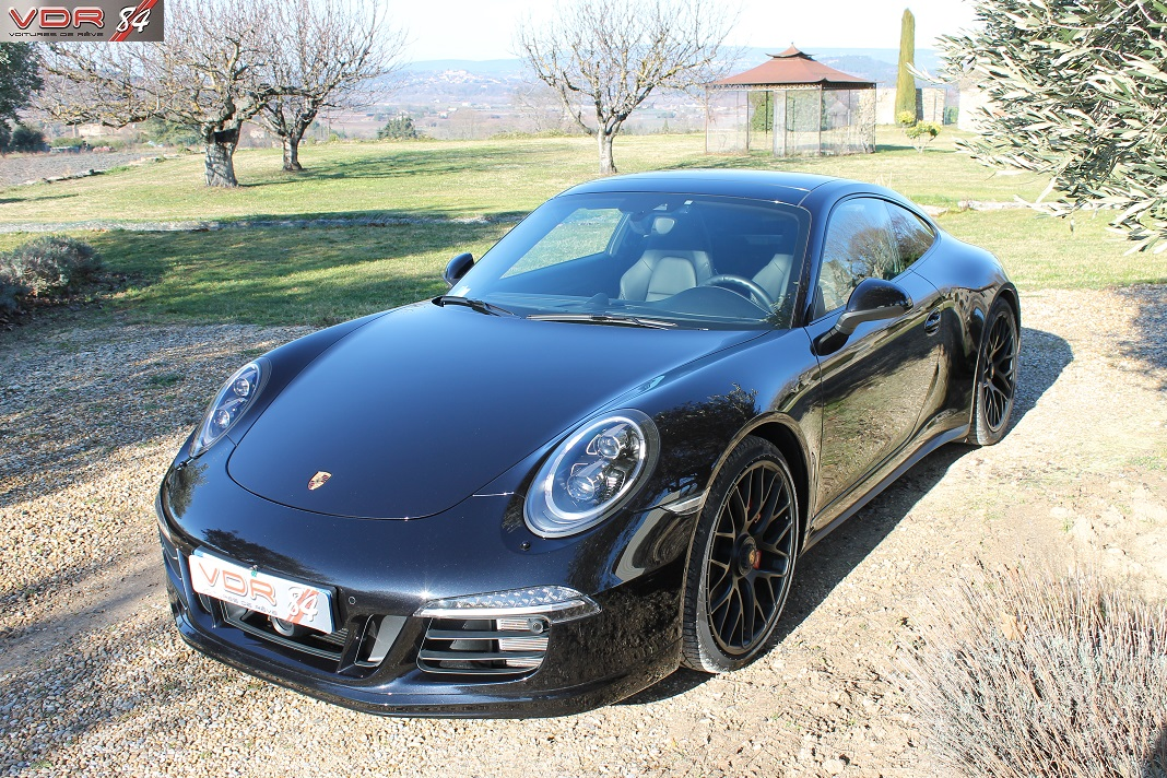 Porsche 911 Type 991 GTS 4 - PdK - AM16