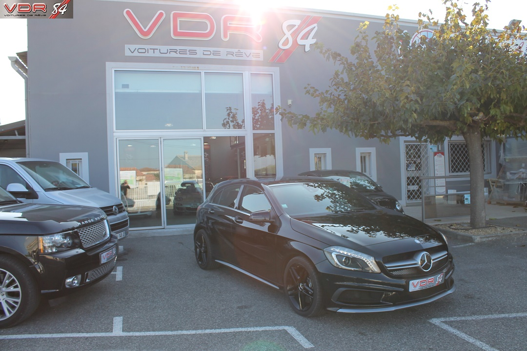 Mercedes Classe A 45 AMG Edition 1 SpeedShift DCT