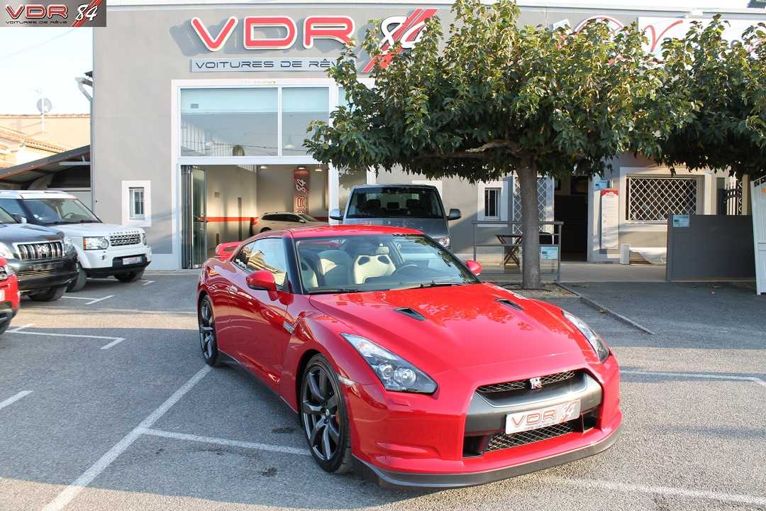 Nissan GT-R 485 ch Black Edition MY 2010
