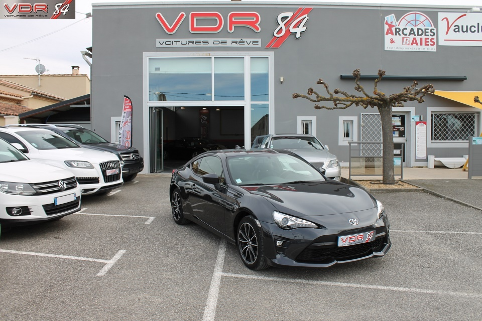 Toyota GT86 BVM6 - 200 Ch - Phase II