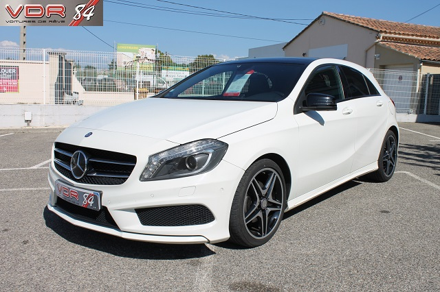 Mercedes Classe A 200 CDI Fascination 7 G-DCT AMG
