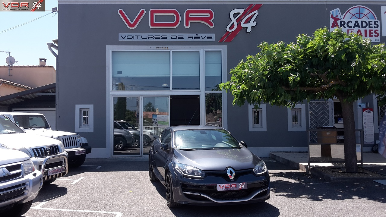 Renault Mégane RS Trophy 275 ch