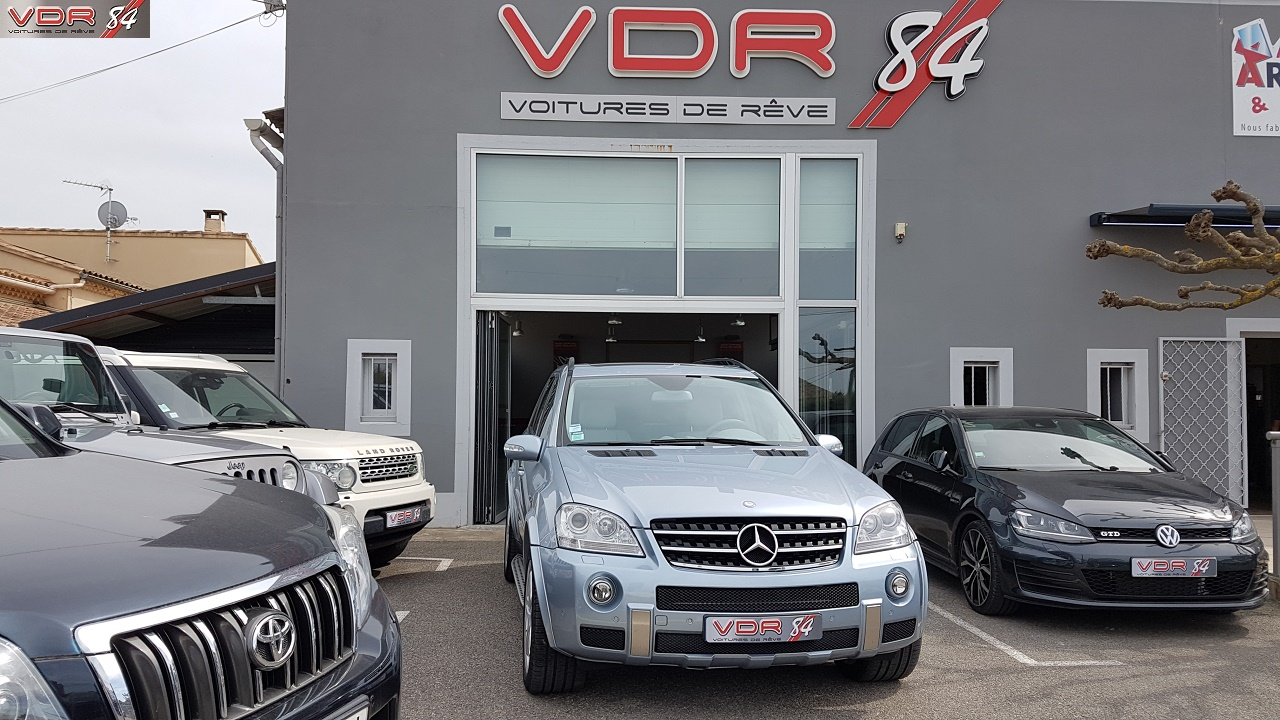 Mercedes Benz classe ML 63 AMG 7 G-Tronic