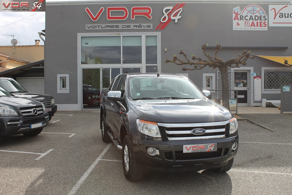 Ford Ranger III 2.2 L TDCi 150 Ch Super Cab XLT Sport 4x4 VBM6 Pick-Up