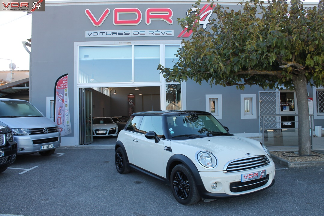 Mini Cooper D Pack Chili