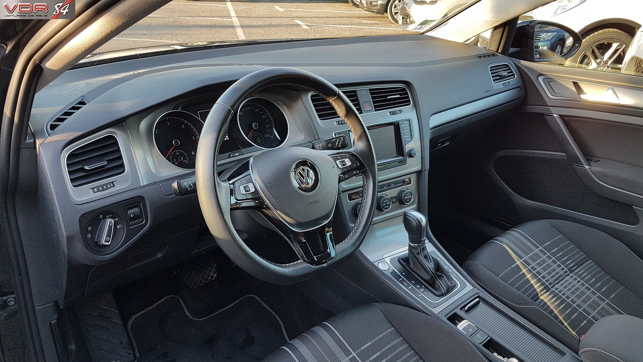 Golf 7 TDI 150 DSG GPS Lounge