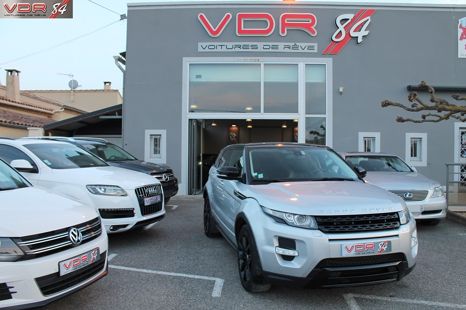 Range Rover Evoque Sd4 BVA6 - 4x4 Dynamic Pack Black